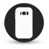 LG Nexus 5 Achterkant
