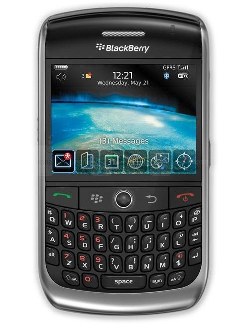 BlackBerry Curve 8900 0 1