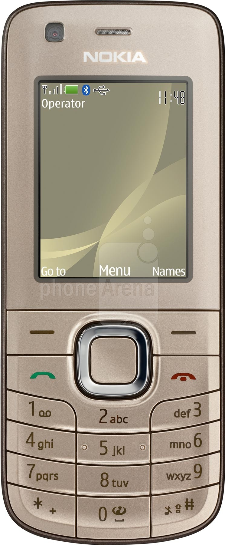 Nokia 6216 Classic 1