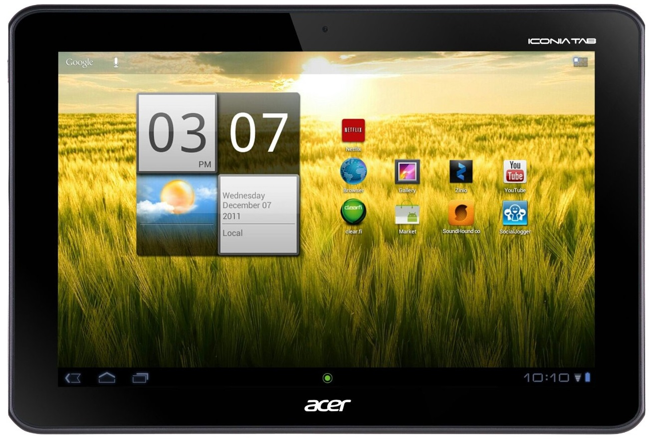 Acer Iconia Tab A200 2