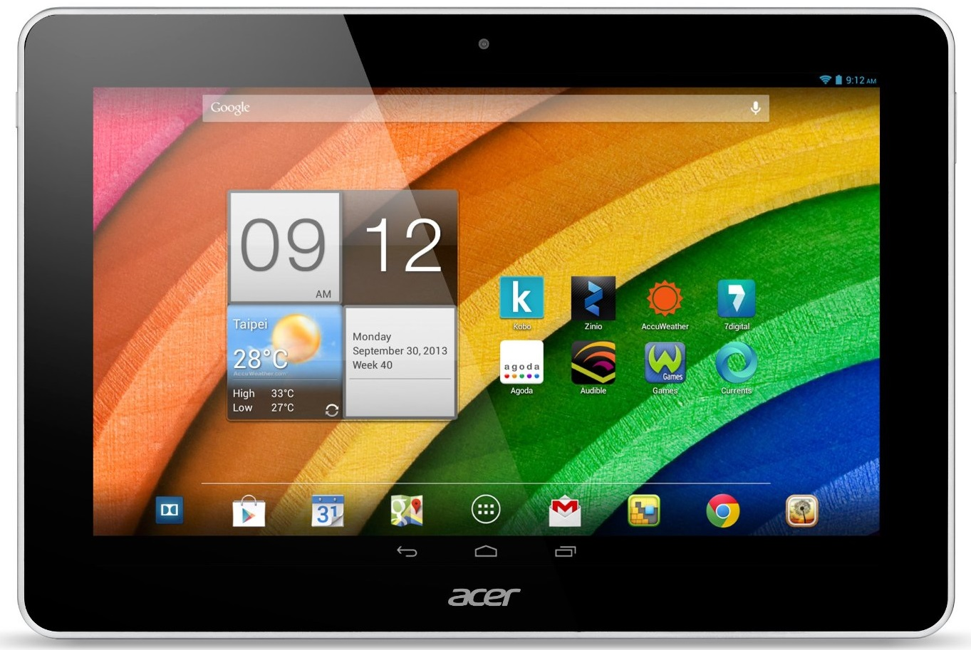 Acer Iconia Tab A3 A10 1