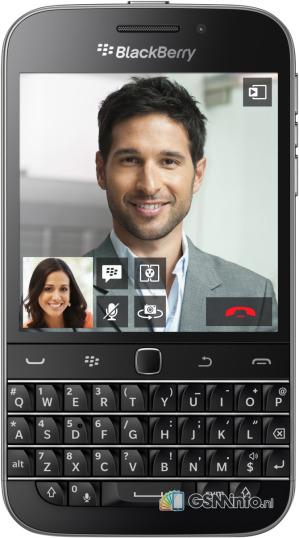 Blackberry Classic 1