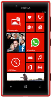 Lumia 720 2
