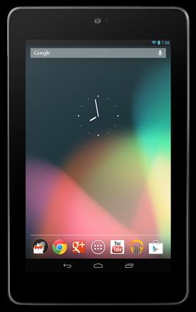 Nexus 7 1st Gen 2012 1